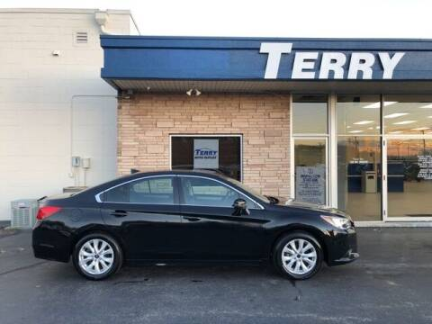 2017 Subaru Legacy for sale at Terry Auto Outlet in Lynchburg VA