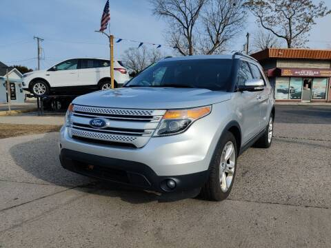 2011 Ford Explorer for sale at Lamarina Auto Sales in Dearborn Heights MI