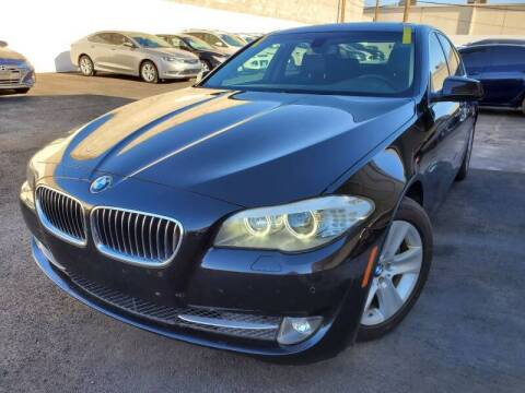 2013 BMW 5 Series for sale at Auto Center Of Las Vegas in Las Vegas NV