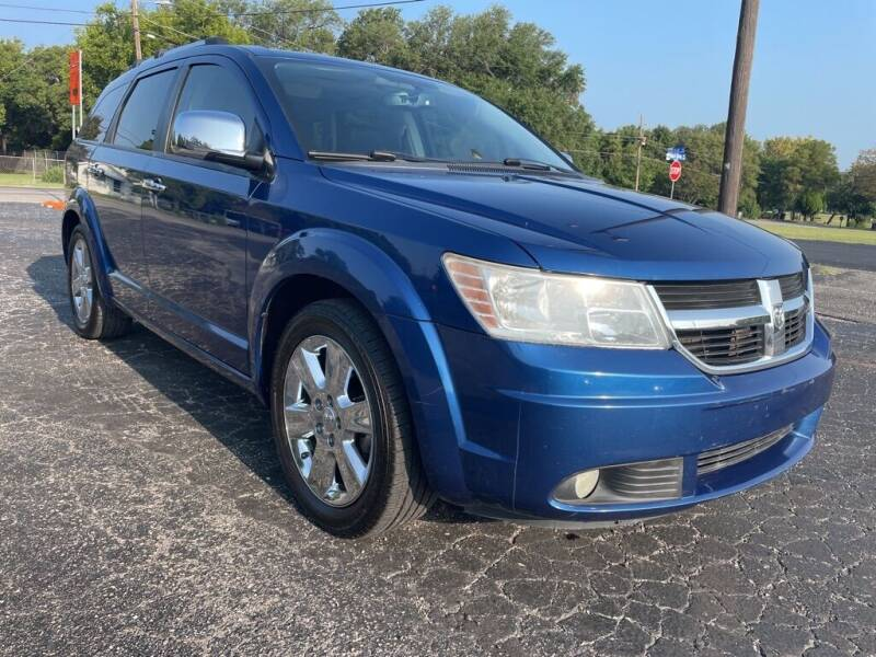 2009 Dodge Journey for sale at Thornhill Motor Company in Lake Worth TX