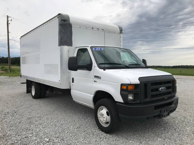 2012 Ford E-350 for sale at Signature Truck Center in Lake Village IN