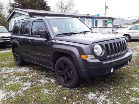 2014 Jeep Patriot for sale at New Start Motors LLC - Rockville in Rockville IN