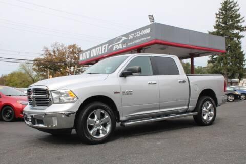 2017 RAM Ram Pickup 1500 for sale at Deals N Wheels 306 in Burlington NJ