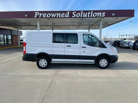 2019 Ford Transit Cargo for sale at Preowned Solutions in Urbandale IA