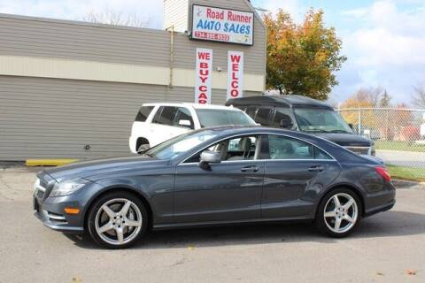 2014 Mercedes-Benz CLS for sale at Road Runner Auto Sales WAYNE in Wayne MI