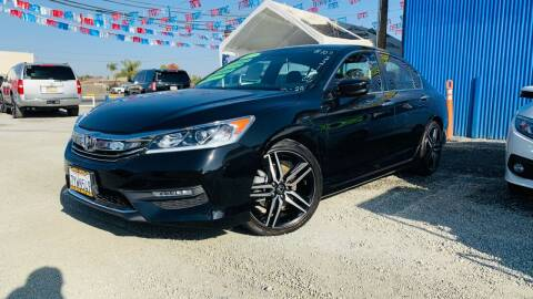 2017 Honda Accord for sale at LA PLAYITA AUTO SALES INC - Tulare Lot in Tulare CA