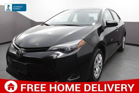 2018 Toyota Corolla for sale at Florida Fine Cars - West Palm Beach in West Palm Beach FL