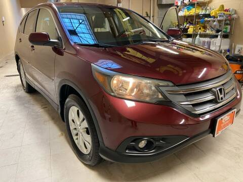 2013 Honda CR-V for sale at TOP SHELF AUTOMOTIVE in Newark NJ