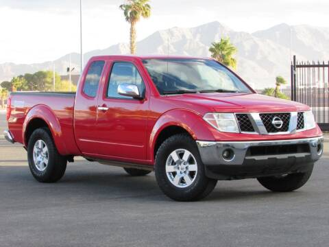 2007 Nissan Frontier for sale at Best Auto Buy in Las Vegas NV