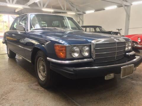 1977 Mercedes-Benz 450-Class for sale at Milpas Motors Auto Gallery in Ventura CA