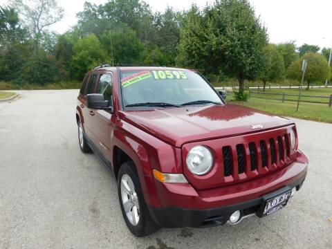 2012 Jeep Patriot for sale at Lot 31 Auto Sales in Kenosha WI