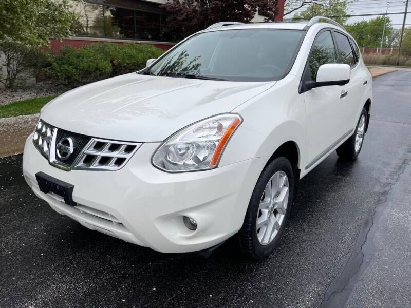 2012 Nissan Rogue for sale at Northeast Auto Sale in Wickliffe OH