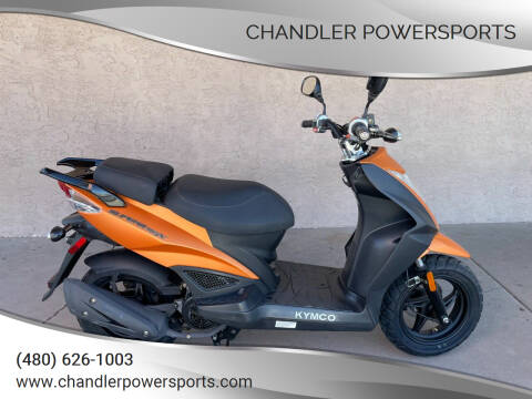 2019 Kymco Super 8 150X for sale at Chandler Powersports in Chandler AZ