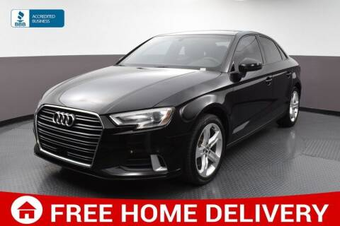 2017 Audi A3 for sale at Florida Fine Cars - West Palm Beach in West Palm Beach FL