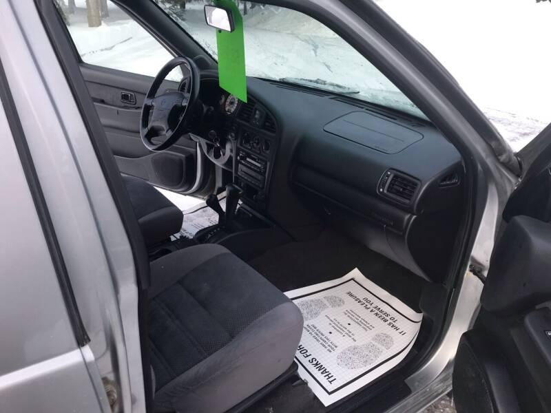 2001 Nissan Pathfinder SE 4WD 4dr SUV - Wadena MN