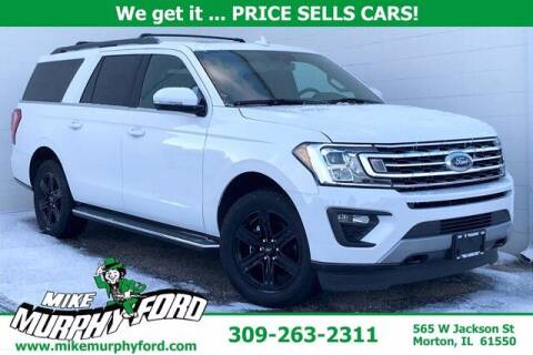 2020 Ford Expedition MAX for sale at Mike Murphy Ford in Morton IL