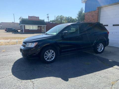 2016 Dodge Journey for sale at GENE AND TONYS DEMOTTE AUTO SALES in Demotte IN