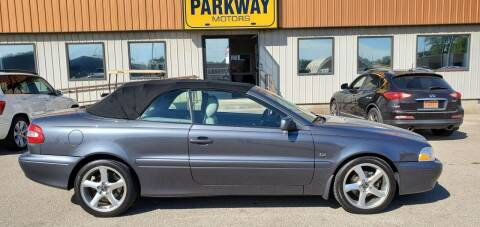2004 Volvo C70 for sale at Parkway Motors in Springfield IL