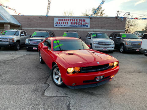 2009 Dodge Challenger for sale at Brothers Auto Group in Youngstown OH