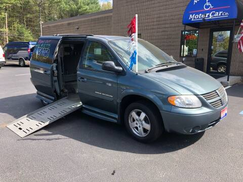 2006 Dodge Grand Caravan for sale at New England Motor Car Company in Hudson NH