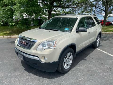 2011 GMC Acadia for sale at Car Plus Auto Sales in Glenolden PA