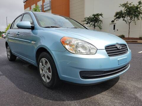 2007 Hyundai Accent for sale at ELAN AUTOMOTIVE GROUP in Buford GA