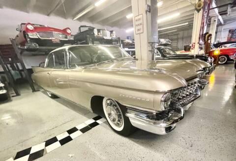 1960 Cadillac Eldorado for sale at Berliner Classic Motorcars Inc in Dania Beach FL
