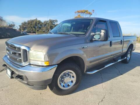 2003 Ford F-250 Super Duty for sale at L.A. Vice Motors in San Pedro CA