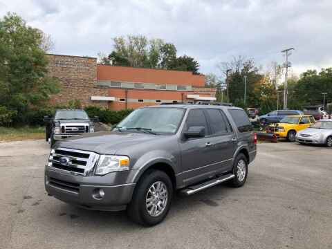 2012 Ford Expedition for sale at DILLON LAKE MOTORS LLC in Zanesville OH