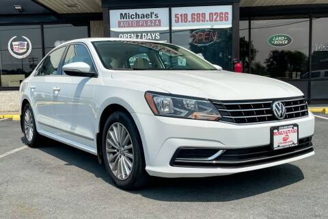 2017 Volkswagen Passat for sale at Michaels Auto Plaza in East Greenbush NY