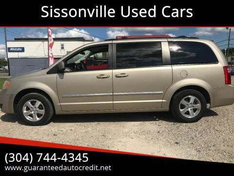2009 Dodge Grand Caravan for sale at Sissonville Used Cars in Charleston WV