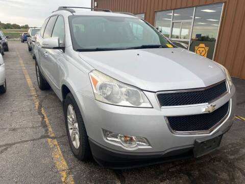 2009 Chevrolet Traverse for sale at Best Auto & tires inc in Milwaukee WI