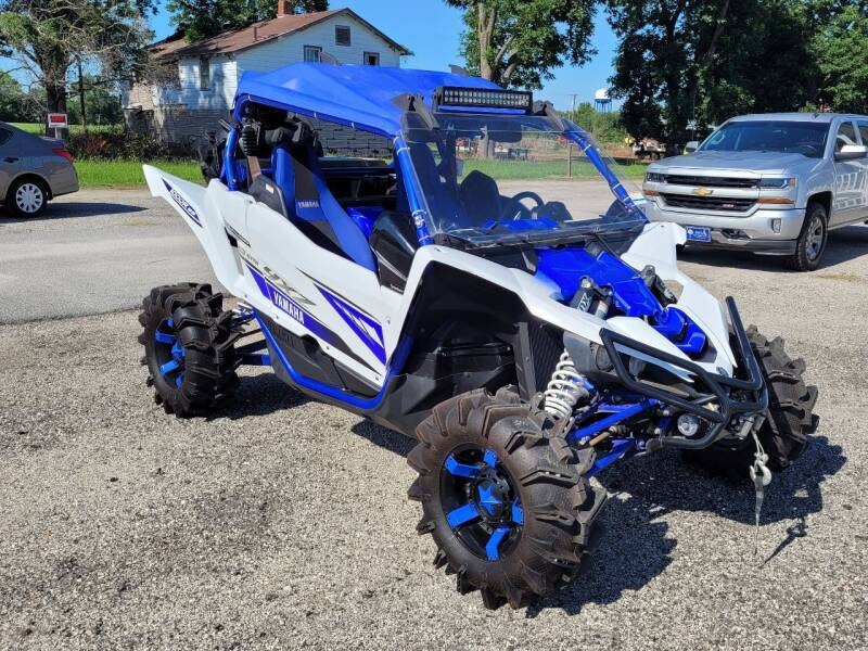 2017 Yamaha YXZ1000ET for sale at Big A Auto Sales Lot 2 in Florence SC