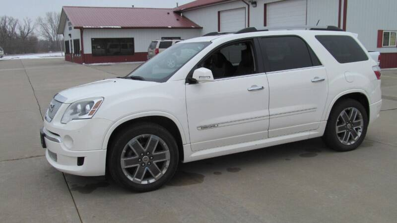 2011 GMC Acadia for sale at New Horizons Auto Center in Council Bluffs IA