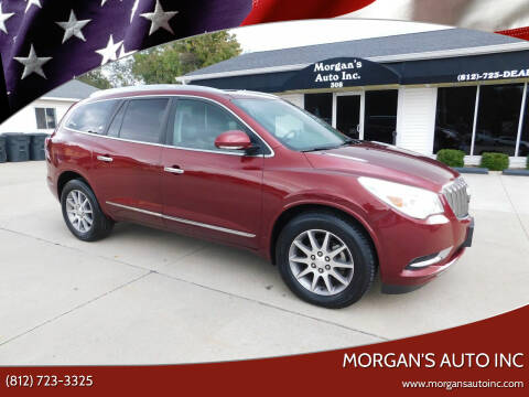 2017 Buick Enclave for sale at Morgan's Auto Inc in Paoli IN