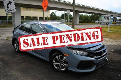 2017 Honda Civic for sale at STS Automotive - Miami, FL in Miami FL