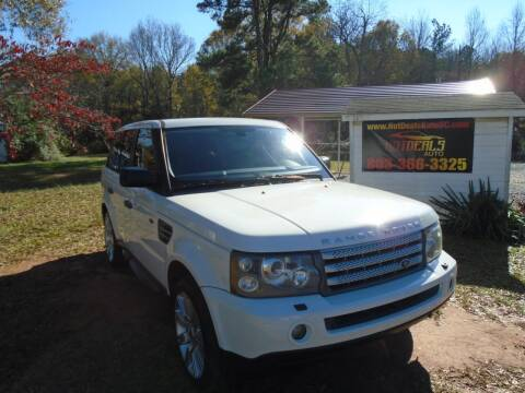 2007 Land Rover Range Rover Sport for sale at Hot Deals Auto LLC in Rock Hill SC
