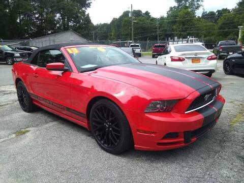 2013 Ford Mustang for sale at Import Plus Auto Sales in Norcross GA