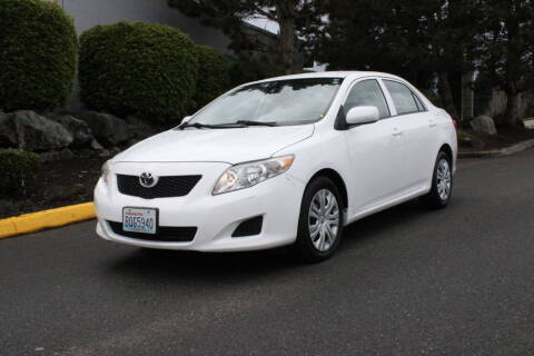2010 Toyota Corolla for sale at SS MOTORS LLC in Edmonds WA