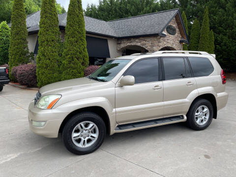 2006 Lexus GX 470 for sale at Hoyle Auto Sales in Taylorsville NC