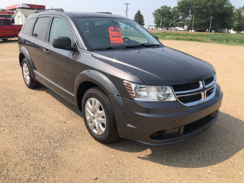2018 Dodge Journey for sale at Drive Chevrolet Buick Rugby in Rugby ND