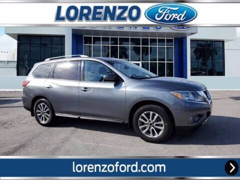 2015 Nissan Pathfinder for sale at Lorenzo Ford in Homestead FL
