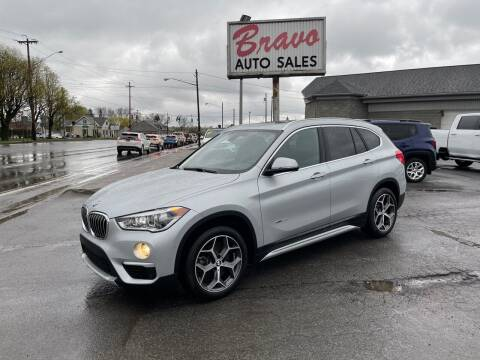 2018 BMW X1 for sale at Bravo Auto Sales in Whitesboro NY