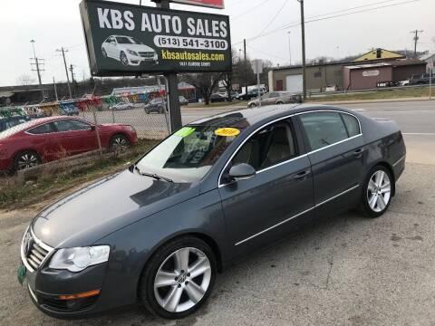 2010 Volkswagen Passat for sale at KBS Auto Sales in Cincinnati OH