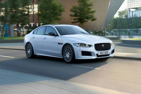 2019 Jaguar XE for sale at Econo Auto Sales Inc in Raleigh NC