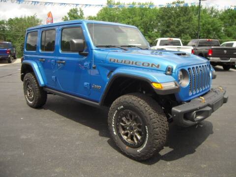 2021 Jeep Wrangler Unlimited for sale at 1-2-3 AUTO SALES, LLC in Branchville NJ