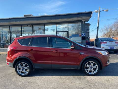 2014 Ford Escape for sale at Smart Buy Car Sales in St. Louis MO