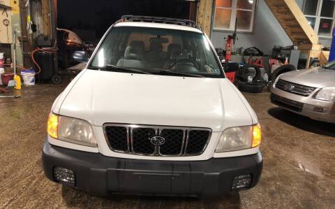 2001 Subaru Forester for sale at Six Brothers Auto Sales in Youngstown OH