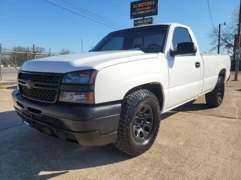 2006 Chevrolet Silverado 1500 for sale at AI MOTORS LLC in Killeen TX