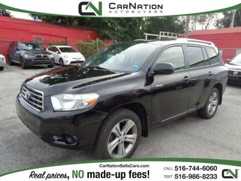 2008 Toyota Highlander for sale at CarNation AUTOBUYERS Inc. in Rockville Centre NY